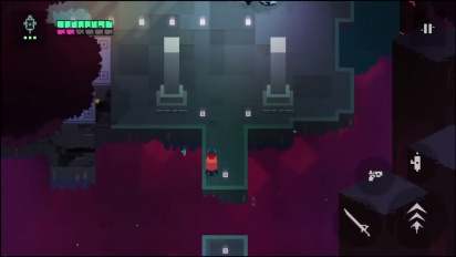 Hyper Light Drifter: Special Edition - iOS Gameplay Video