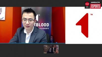 去中心化電競平台Firstblood - Joe Zhou 訪談