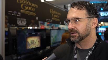 《柏德之門:加強版》 - Trent Oster 訪談