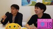 《聖劍傳說3》 - Masaru Oyamada 與 Shinichi Tatsuke 2019年科隆遊戲展訪談
