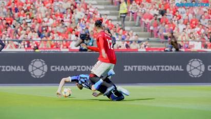 《實況足球 2020》- 大師聯賽對戰:曼聯 vs 國際米蘭