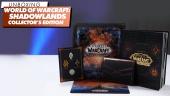 《魔獸世界:暗影之境》收藏版 - 開箱