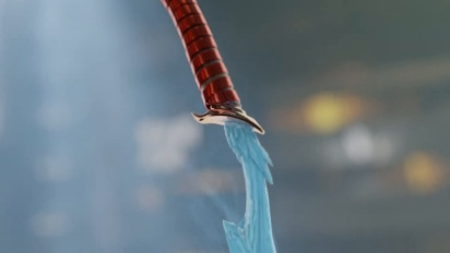 Ghostrunner - Winter Pack DLC Official Trailer