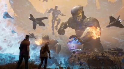 Marvel's Avengers - Content Assembled Trailer