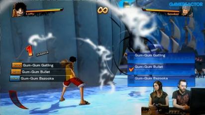 One Piece: Burning Blood - Livestream Replay