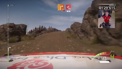 WRC 7 - Argentina Full Track Gameplay