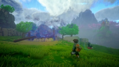 Yonder: The Cloud Catcher Chronicles - Switch Announce Trailer