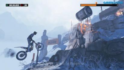 《特技摩托賽:崛起》- 單人 Gameplay