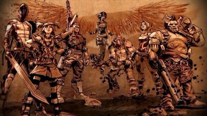 Borderlands 2 - Commander Lilith & the Fight for Sanctuary Trailer