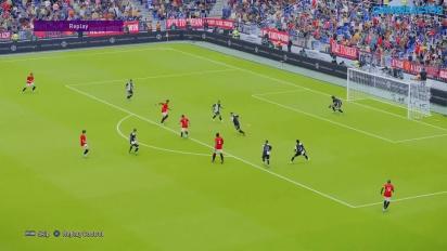 《實況足球 2020》- 大師聯賽對戰:曼聯 vs 尤文圖斯