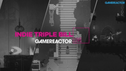 Indie Triple Bill - Livestream Replay