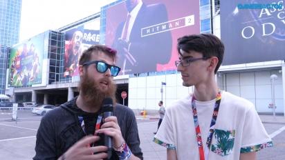 《刺客任務2》- E3 預覽