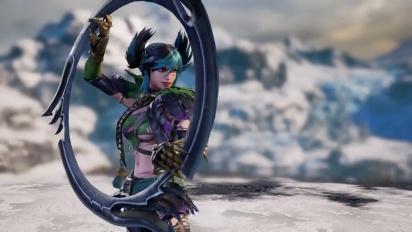 Soul Calibur VI - Tira DLC Character Trailer