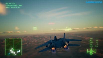 《空戰奇兵7:未知天際》- Gamescom Gameplay