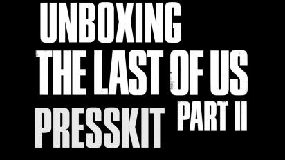 《最後生還者 第II章》- 媒體包開箱