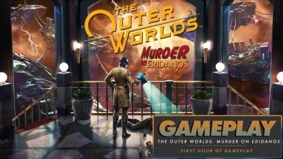 《外圍世界》 - Murder on Eridanos DLC - 第1小時的實機操作過程