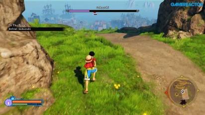《航海王 尋秘世界》- Gamescom Gameplay