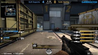 OMEN by HP Liga - Div 1 Round 6 - hold_hurtig vs SJK Esports - Train