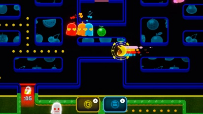 Pac-Man Mega Tunnel Battle - Demo Trailer