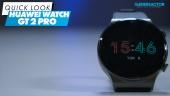Huawei Watch GT 2 Pro - 快速查看