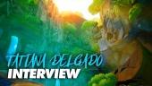 《Call of the Sea》 Tatiana Delgado 娛樂與嚴肅 2020 訪談