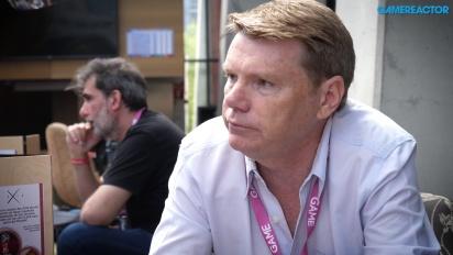David Jones - Gamelab 終身成就獎訪談