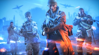 Battlefield V - The Company Trailer