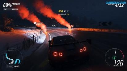 《極限競速 地平線4》- 冬日街頭賽車 Gameplay (1080p )
