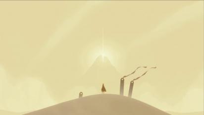 Journey - PS4 Announcement Trailer