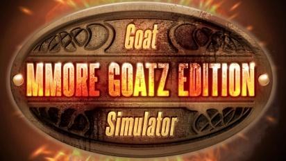 Goat Simulator - E3 2015 Teaser