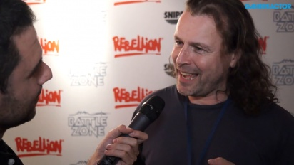 Rebellion - Jason Kingsley Interview
