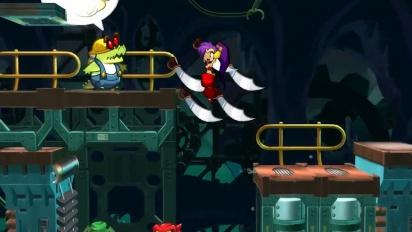 Shantae: Half-Genie Hero - Launch trailer