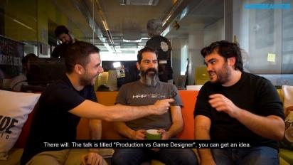 Ironhide Game Studio 遊戲工作室 - Gerson Da Silva & Gabriel Artus 專訪