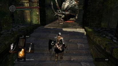 《黑暗靈魂:復刻版》- PS4 網絡測試 Gameplay