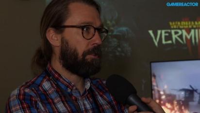 《戰鎚:終結時刻- Vermintide 2》遊戲機版本 - Robert Bäckström 訪談