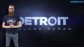 《底特律:變人》- Kara 介紹〈Video#1〉