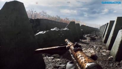 《戰地風雲 5》- Tirailleur 戰爭故事 gameplay