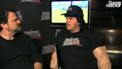 Brütal Legend - Eddie Riggs Interview