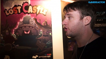 Lost Castle - Iain Garner Interview