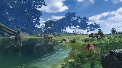 Xenoblade Chronicles 2 Lore and Gameplay Trailer - Nintendo Switch