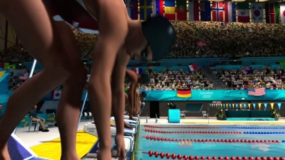 London 2012 - The Official Video Game of the Olympic Games - London Is Ready Trailer