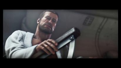 《德軍總部II:新巨像》Switch 版本 Gameplay