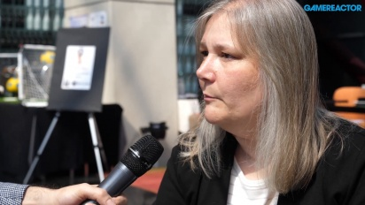 Amy Hennig - Gamelab 2018 榮譽獎訪談