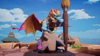 《寶貝龍 Spyro the Dragon:重燃三部曲》- Gamescom Gameplay