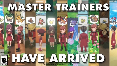 Pokémon: Let's Go Pikachu!/Let's Go Eevee! - Become a Master Trainer