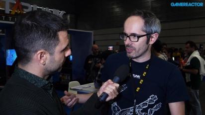 《銀河聯軍:阿特拉斯之戰》- Laurent Malville 訪談
