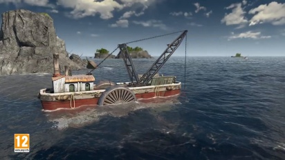 Anno 1800 - Sunken Treasures Trailer