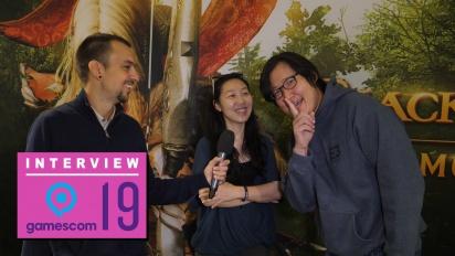 《黑色沙漠 Online》- Kwangsam Kim 與 Jeonghee Jin 訪談