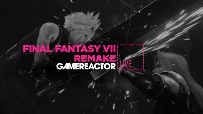《Final Fantasy VII 重製版》 - 直播2重播