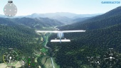 《微軟模擬飛行》- 放鬆地飛過西班牙歐羅巴山
